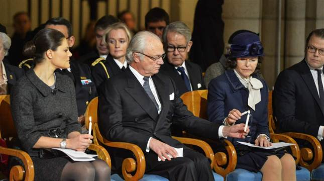 Queen Silvia, December 26, 2015 | Royal Hats