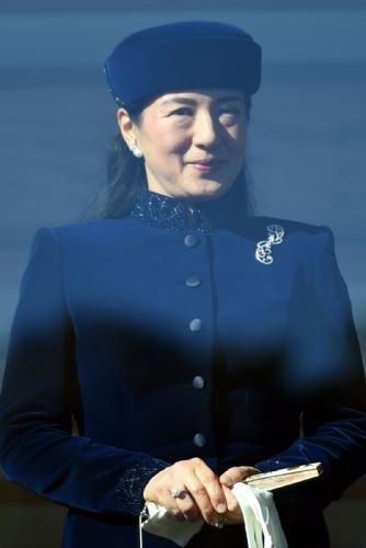 Crown Princess Masako, December 23, 2014 | Royal Hats