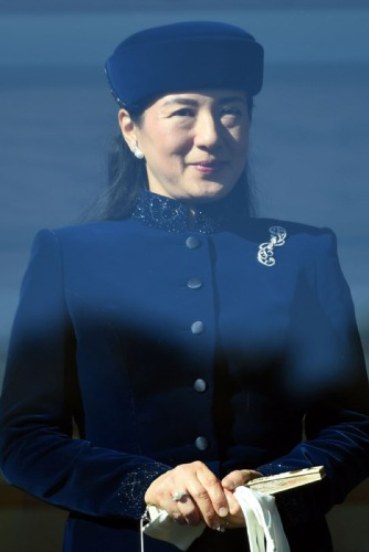 Crown Princess Masako, December 23, 2014 | Royal Hats