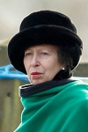 Princess Anne, December 28, 2014 in Yvette Jelfs | Royal Hats