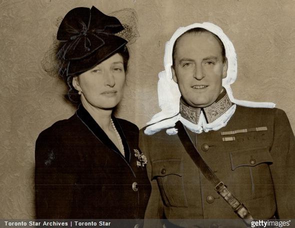 Princess Martha of Norway, January 13, 1941 | Royal Hats