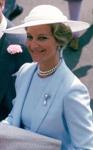 Princess Michael of Kent,  June 1979 | Royal Hats