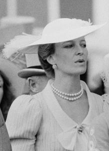 Princess Michael of Kent,  June 1982 | Royal Hats