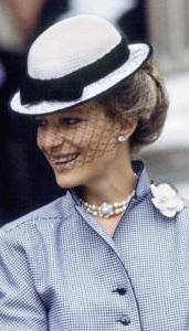 Princess Michael of Kent,  July 26, 1982 | Royal Hats
