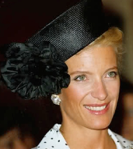 Princess Michael of Kent, February 1990 | Royal Hats