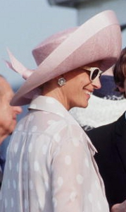 Princess Michael of Kent, June 21, 1995 | Royal Hats