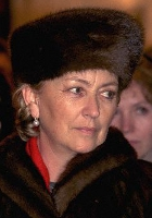 Queen Paola, February 19, 1998 | Royal Hats