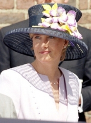 Sophie Rhys Jones, May 27, 1999 | Royal Hats