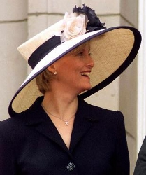 Sophie Rhys Jones, June 12, 1999 | Royal Hats