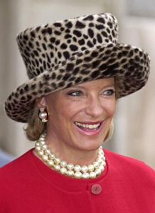 Princess Michael of Kent, March 22, 2000 | Royal Hats