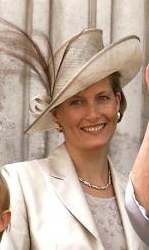 Countess of Wessex, June 17, 2000 | Royal Hats