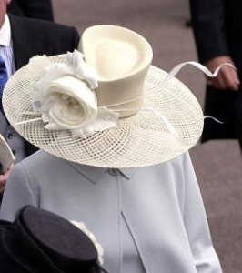Princess Michael of Kent,  June 22, 2000 | Royal Hats