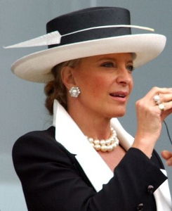 Princess Michael of Kent,  June 8, 2002 | Royal Hats