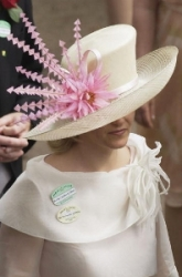 Countess of Wessex, June 16, 2004 in Philip Treacy | Royal Hats