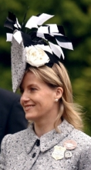 Countess of Wessex, June 14, 2005 in Philip Treacy | Royal Hats