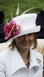 Countess of Wessex, June 15, 2005 in Philip Treacy | Royal Hats