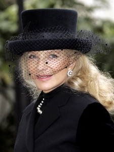 Princess Michael of Kent,  March 9, 2006 | Royal Hats