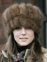 Kate Middleton, March 17, 2006 | Royal Hats