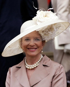 Princess Michael of Kent,  April 23, 2006 | Royal Hats