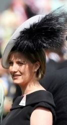 Countess of Wessex, June 21, 2006 in Philip Treacy | Royal Hats