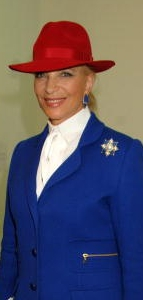 Princess Michael of Kent,  October 10, 2007 | Royal Hats