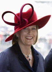 Countess of Wessex, Novemeber 19, 2007 in Philip Treacy | Royal Hats