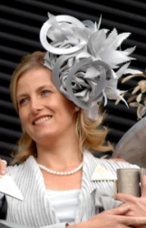 Countess of Wessex, June 18, 2008 in Philip Treacy | Royal Hats