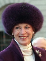 Princess Benedikte, October 07, 2008 | Royal Hats