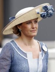 Countess of Wessex, June 17, 2009 in Rachel Trevor Morgan | Royal Hats
