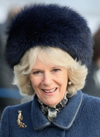 Duchess of Cornwall, December 25, 2009 | Royal Hats