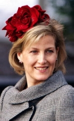 Countess of Wessex, December 25, 2009 in Rachel Trevor Morgan | Royal Hats