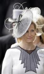 Countess of Wessex, June 1, 2010 in Rachel Trevor Morgan | Royal Hats