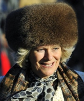 Duchess of Cornwall, December 25, 2010 | Royal Hats