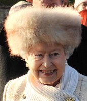 Queen Elizabeth, December 25, 2010 | Royal Hats