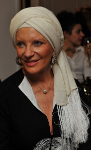 Princess Michael of Kent,  February 16, 2011 | Royal Hats