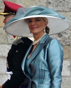 Princess Michael of Kent, April 29, 2011 | Royal Hats