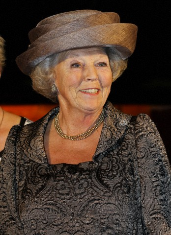 Princess Beatrix, November 18, 2011 | Royal Hats