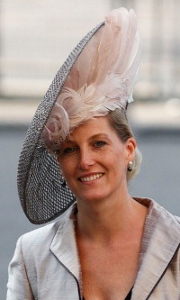 Countess of Wessex,March 12, 2012 in Jane Taylor | Royal Hats