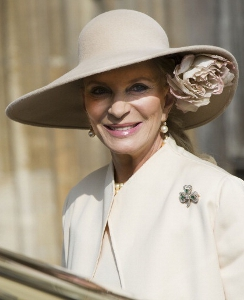 Princess Michael of Kent,  March 30, 2012 | Royal Hats