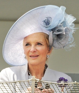 Princess Michael of Kent,  June 2, 2012 | Royal Hats