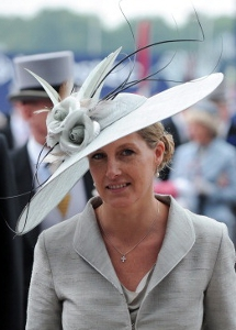Countess of Wessex, June 2, 2012 in Jane Taylor | Royal Hats