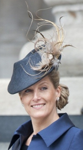 Countess of Wessex, June 5, 2012 in Jane Taylor | Royal Hats