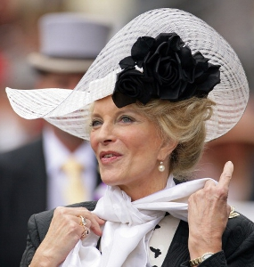 Princess Michael of Kent, June 21, 2012| Royal Hats