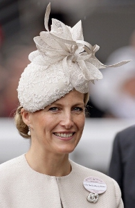 Countess of Wessex, June 21, 2012 in Jane Taylor | Royal Hats