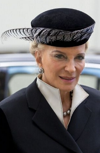 Princess Michael of Kent, October 3 , 2012| Royal Hats