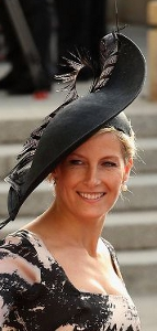 Countess of Wessex, October 20, 2012 in Jane Taylor | Royal Hats