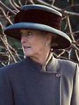 Baroness Brabourne, January 12, 2014 | The Royal Hats Blog