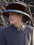 Baroness Brabourne, January 12, 2014 | The Royal Hats Blog