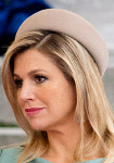 Queen Máxima, January 20, 2014 in Fabienne Delvigne | The Royal Hats Blog