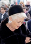 Queen Paola, February 18, 2014 | The Royal Hats Blog